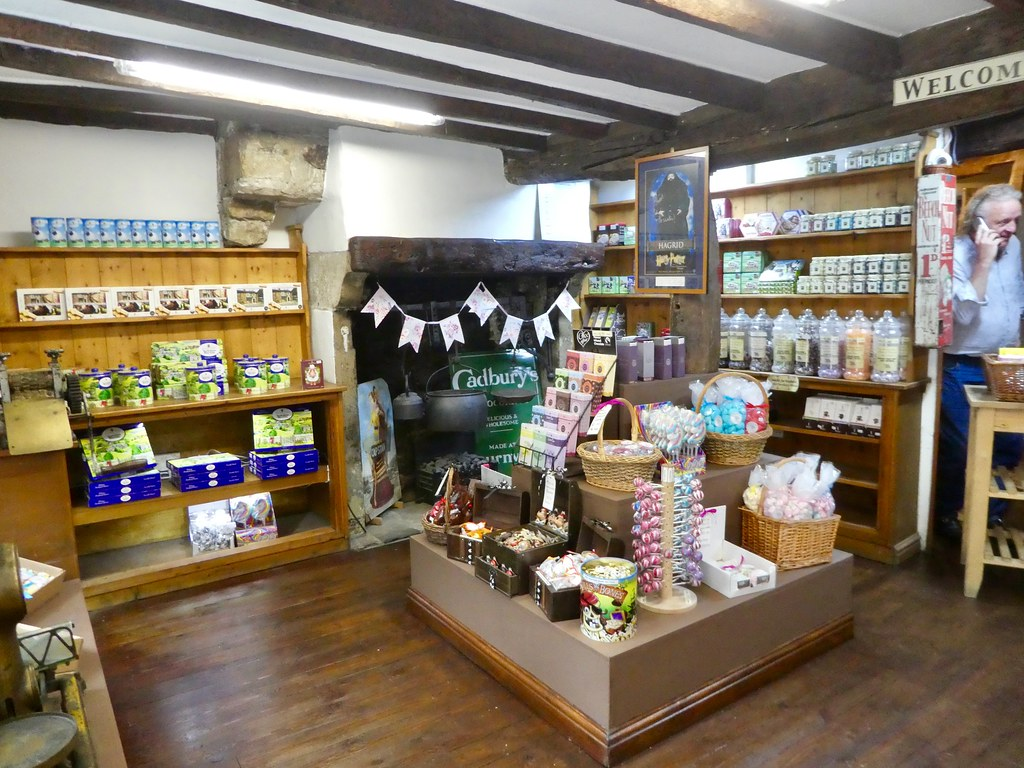 The World's Oldest Sweet Shop, Pateley Bridge