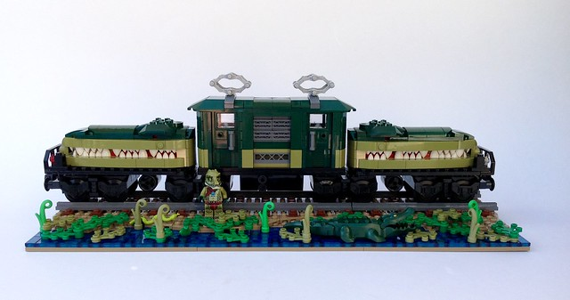 Crocodile locomotive