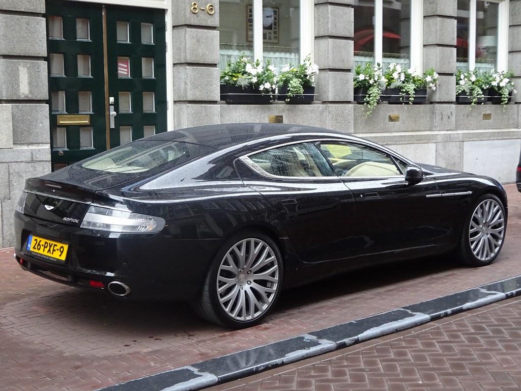 2010 Aston Martin Rapide The Aston Martin Rapide Is Availa Flickr