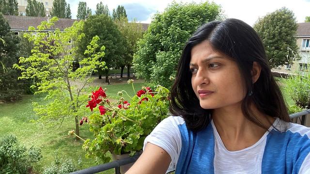 City Series – Nidhi Sinha Grelaud in Antony, Near Paris, We the Isolationists (382nd Corona Diary)