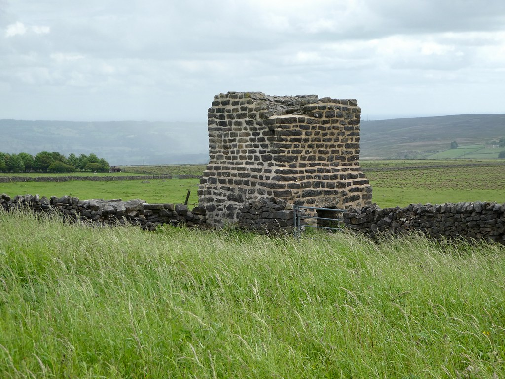 Toft Gate Lime Kiln, Greenhow Hill