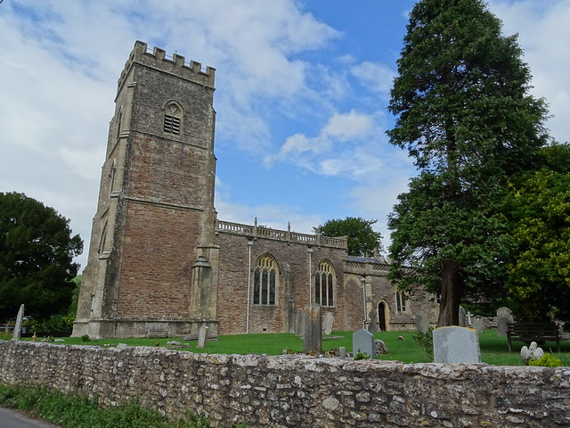 Church of St Leonard, Rodney Stoke, Somerset