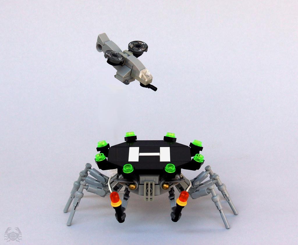 Helicrab