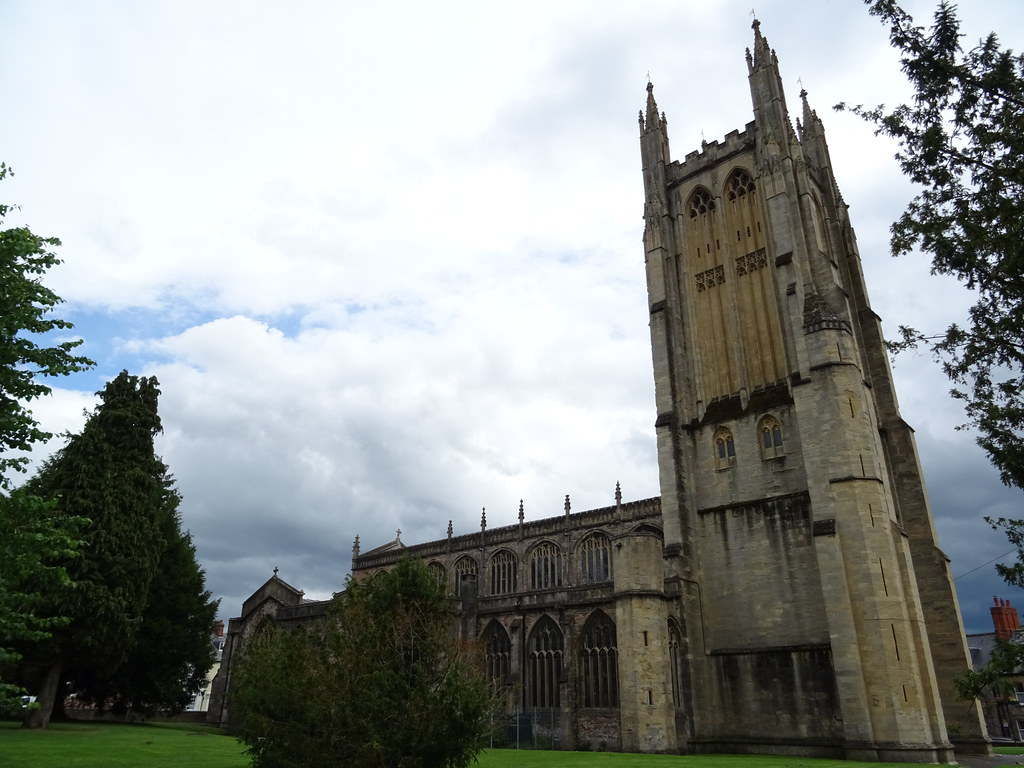 Church Of St Cuthbert, St Cuthbert Street, Wells, BA5 2AW