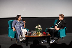 Chai with Gurinder Chadha at LIFF 2019
