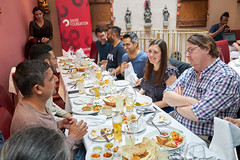 LIFF Director's Lunch at LIFF 2019