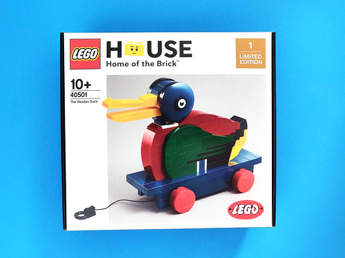 LEGO House The Wooden Duck (40501)