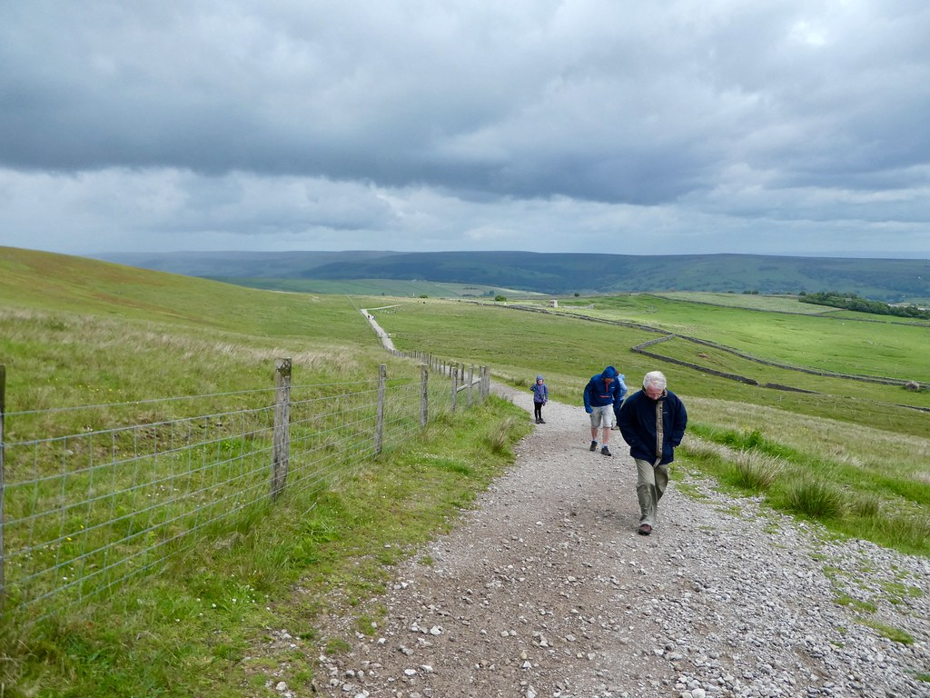 Footpath to the Coldstones Cut, Pateley Bridge