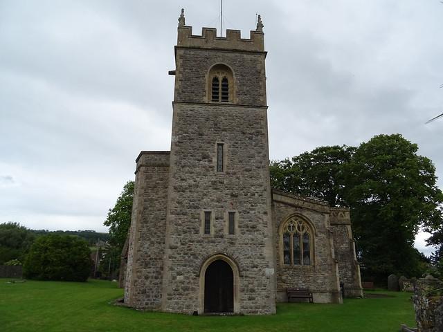 Church of St Lawrence, Westbury-sub-Mendip, Somerset