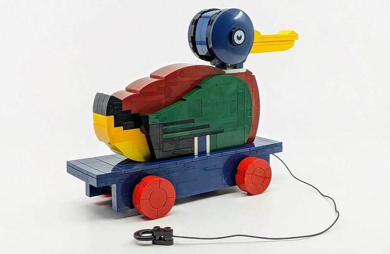 40501: LEGO House The Wooden Duck