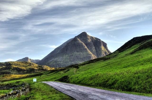 Sail Gharbh, Sutherland, Highland, Scotland, UK