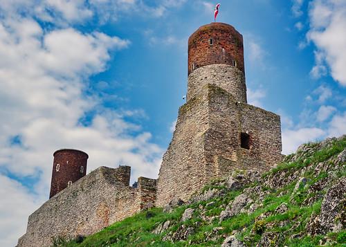 Chęciny Castle II