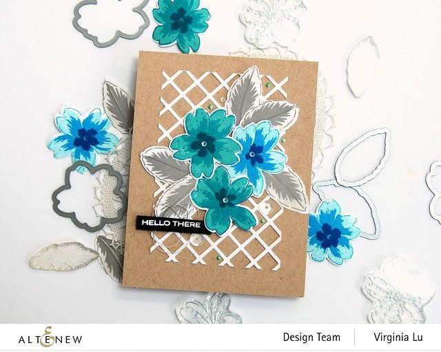 Altenew Build-A-Flower-GardenTrellis Cover Die-#3