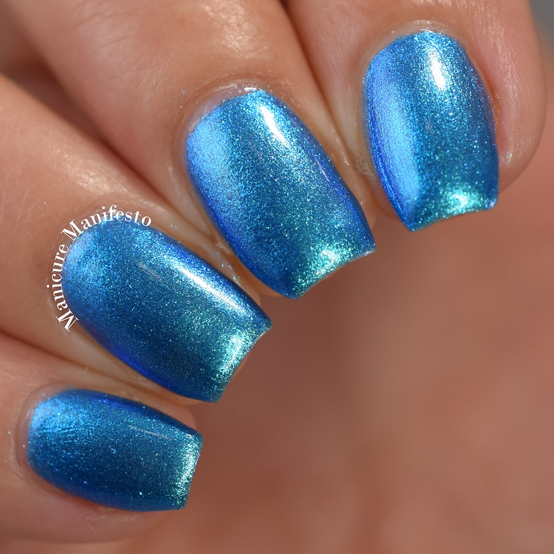 Paint It Pretty Polish Summer Skies review