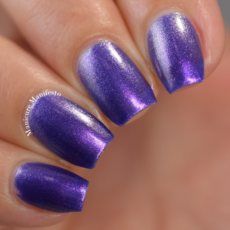 Paint It Pretty Polish Berry Pickin review