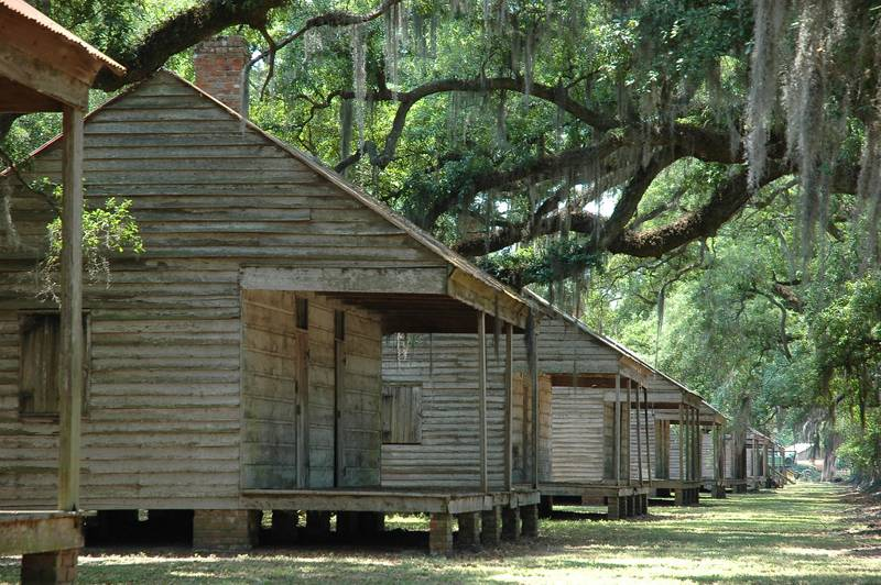 Django Unchained Plantation
