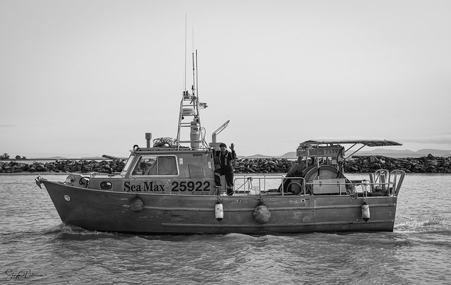SEA-MAX - Steveston Harbour