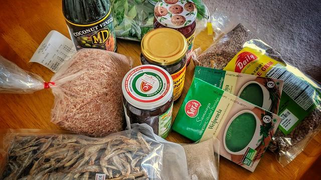 Sri Lankan Groceries