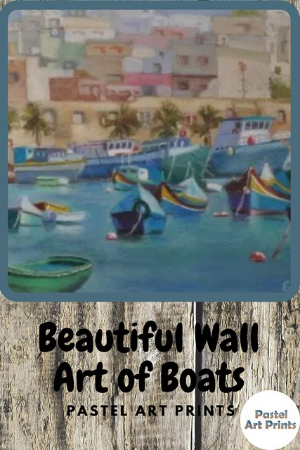 Best Boat Wall Art Prints- 2020 Best Paintings