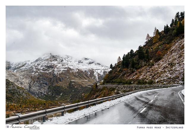 Furka Pass road - NZ6_3298