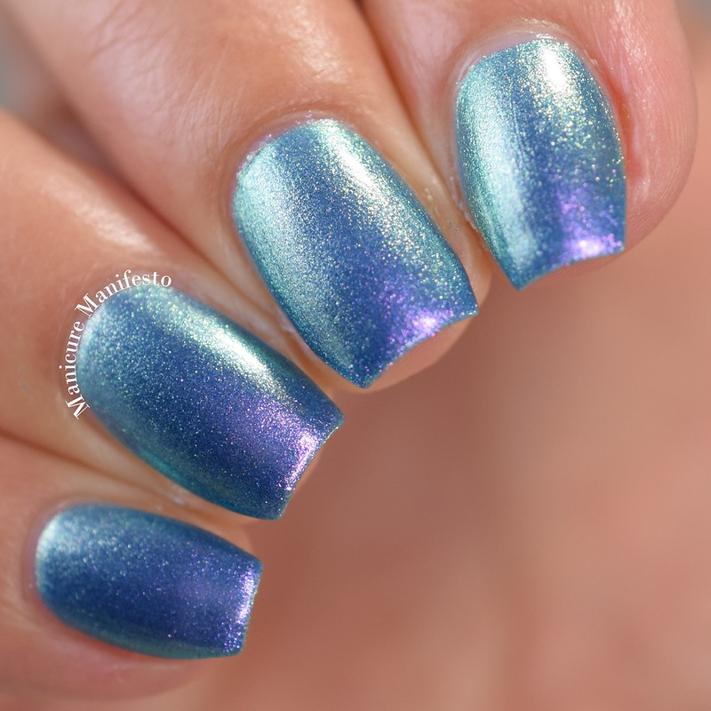 Paint It Pretty Polish Spring Jacket review