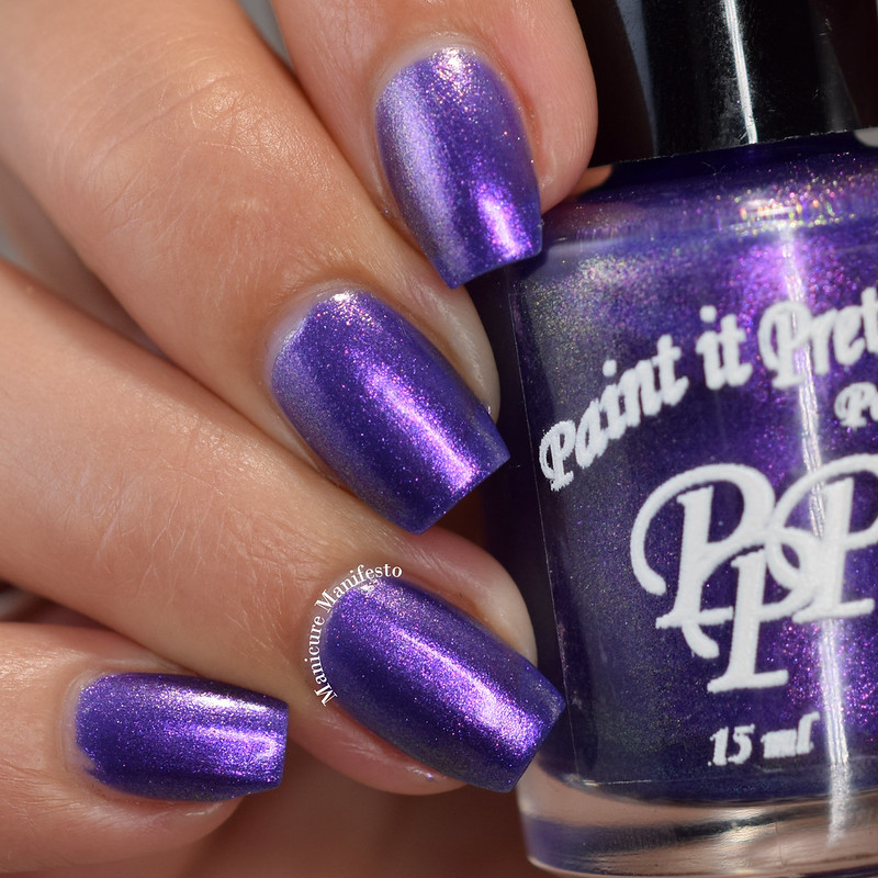 Paint It Pretty Polish Berry Pickin