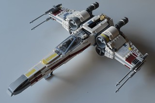 X-Wing mod | by Dewback bricks
