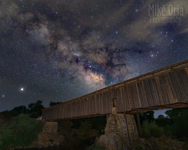 Knight's Ferry Bridge