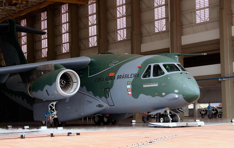 Embraer KC-390 15