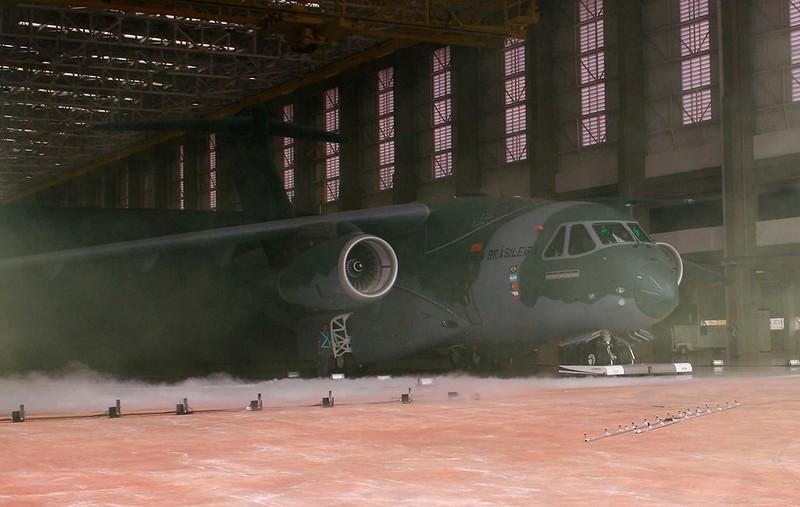 Embraer KC-390 11