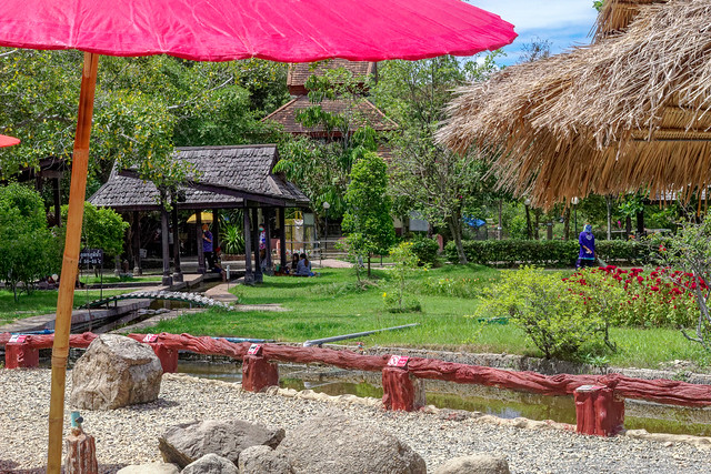 Sankampaeng Hot Spring (23 sur 155)