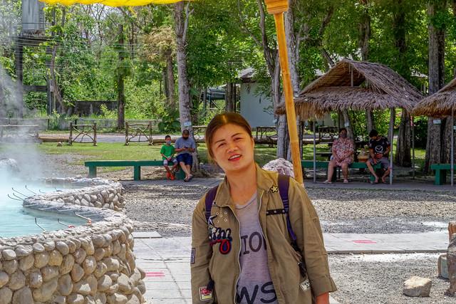 Sankampaeng Hot Spring (11 sur 155)