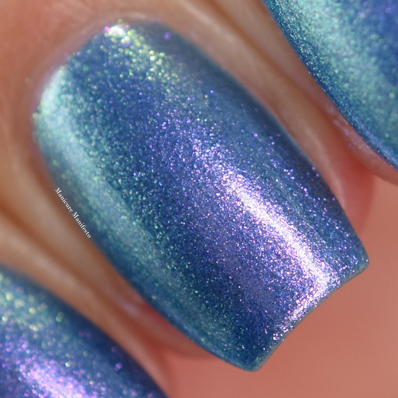 Paint It Pretty Polish Spring Jacket swatch