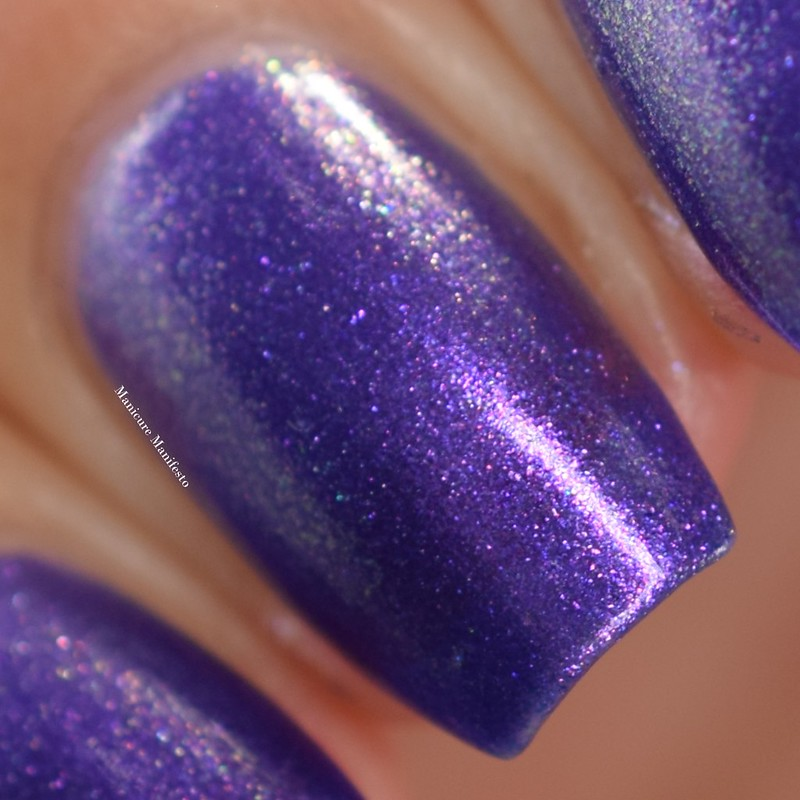 Paint It Pretty Polish Berry Pickin swatch