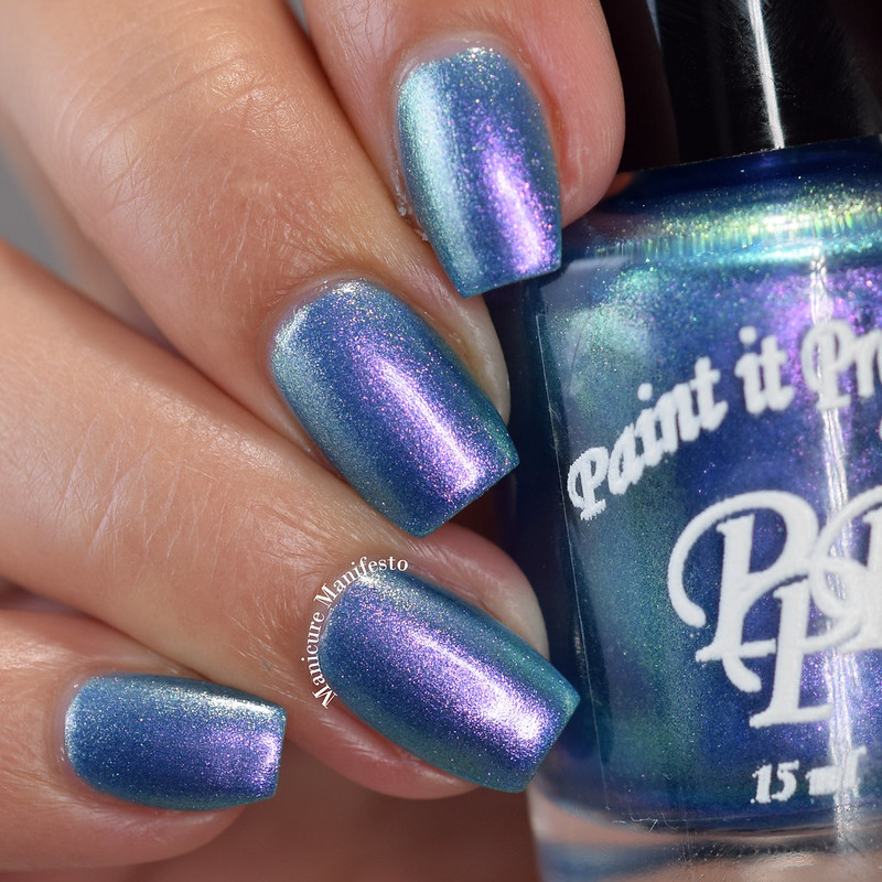 Paint It Pretty Polish Spring Jacket