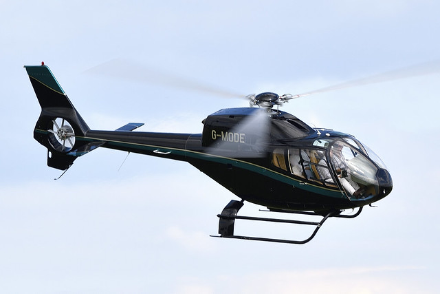 2002 Eurocopter EC120B Colibri Helicopter G-MODE
