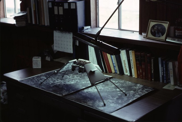 Walker County Soil Survey Office (old) April 1983 2