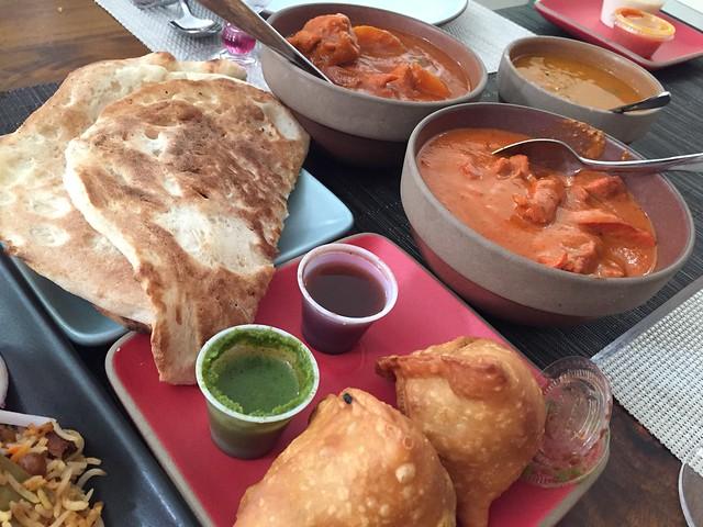 Vindaloo / Butter Chicken curry