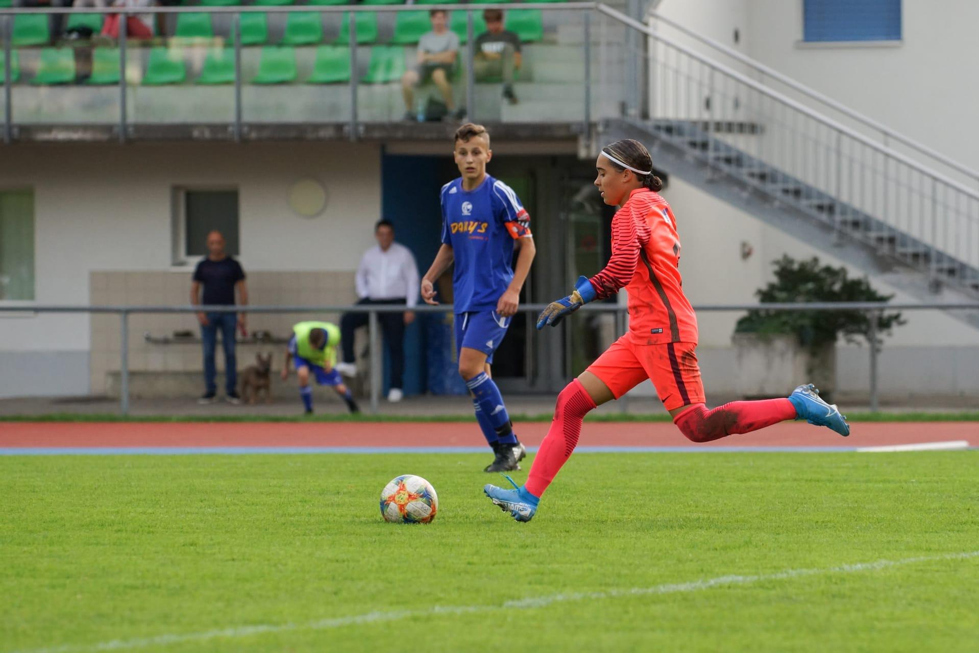 U17: Ibach/Schwyz-FCL 28-09-2019