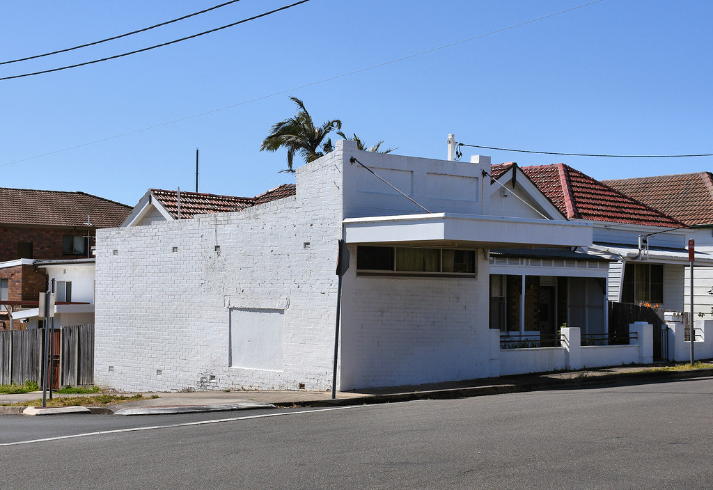 Ex Shop, Bexley, Sydney, NSW.