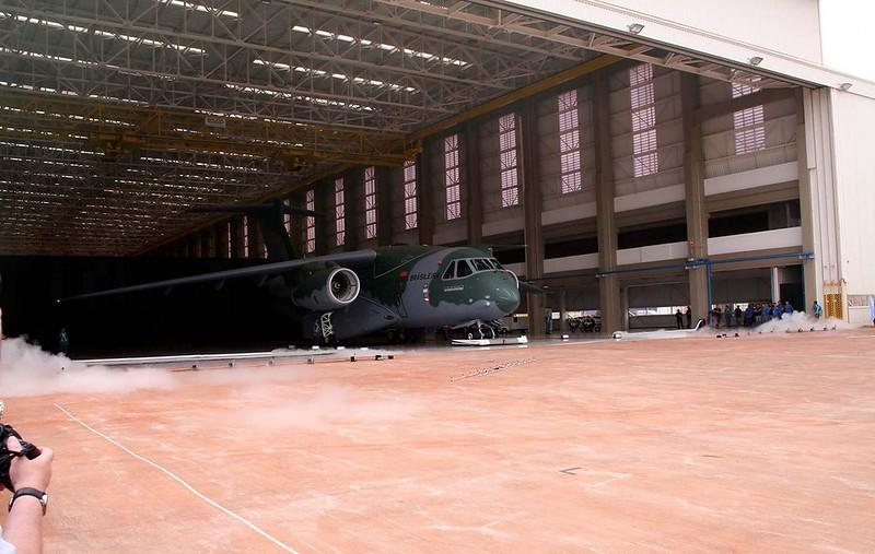 Embraer KC-390 14