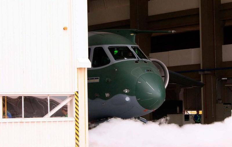 Embraer KC-390 8