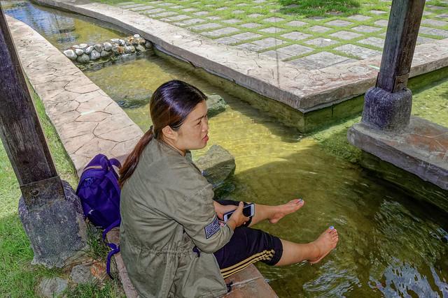 Sankampaeng Hot Spring (52 sur 155)