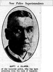 Supt. J Clarke, 1926