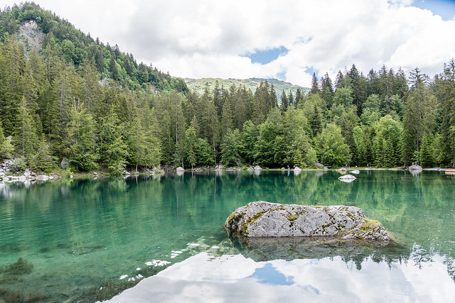 Lac Vert (Explored June, the 23th 2020)