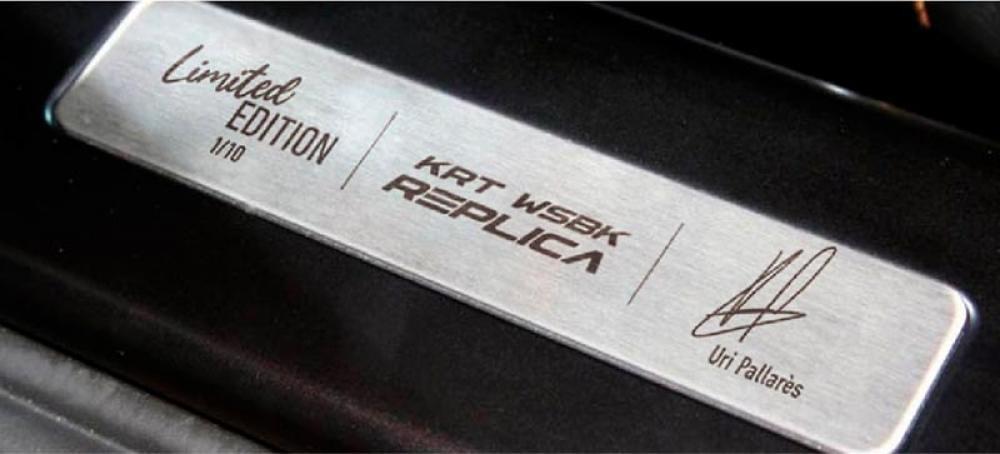 Kawasaki ZX-10R KRT WSBK Replica LE Id