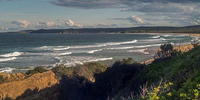 Sapphire Coast afternoon