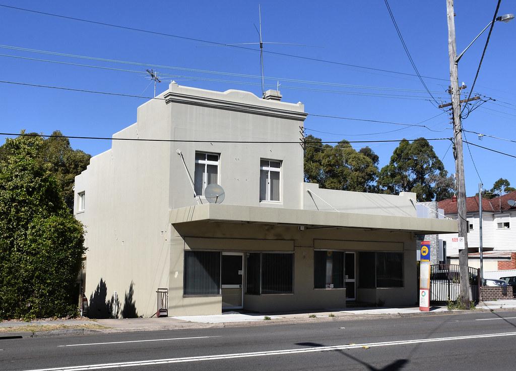 Former Shop, Kingsgrove, Sydney, NSW.