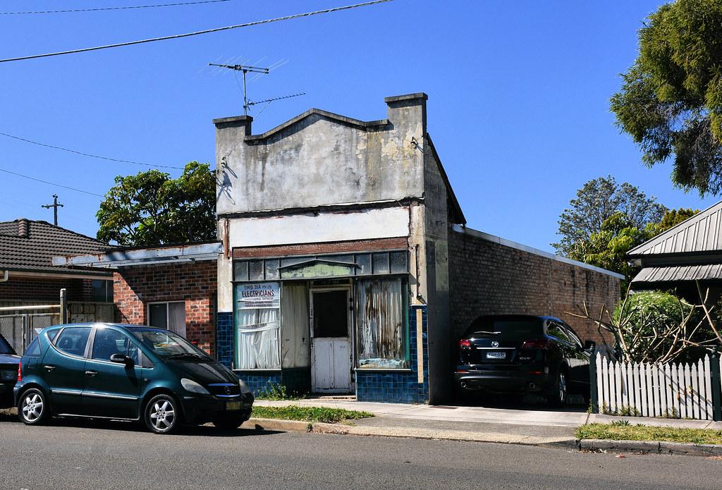 Former Shop, 3 Durham St, Carlton, Sydney, NSW.