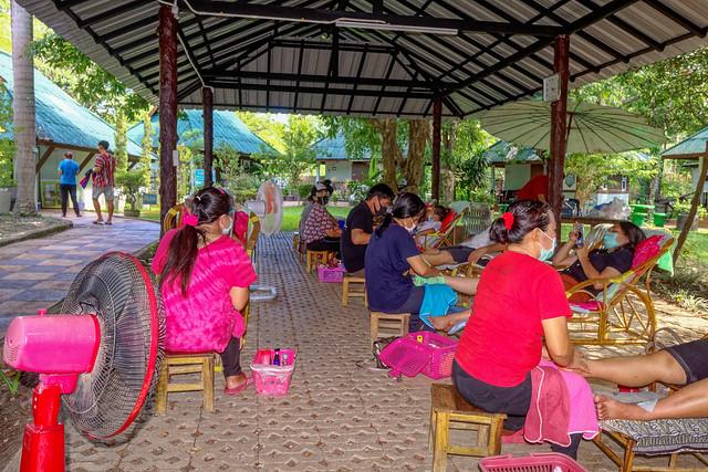 Sankampaeng Hot Spring (112 sur 155)